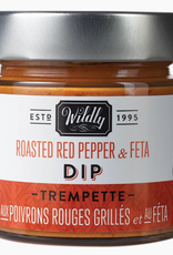 Wildly Delicious Dip, Roasted Red Pepper & Feta