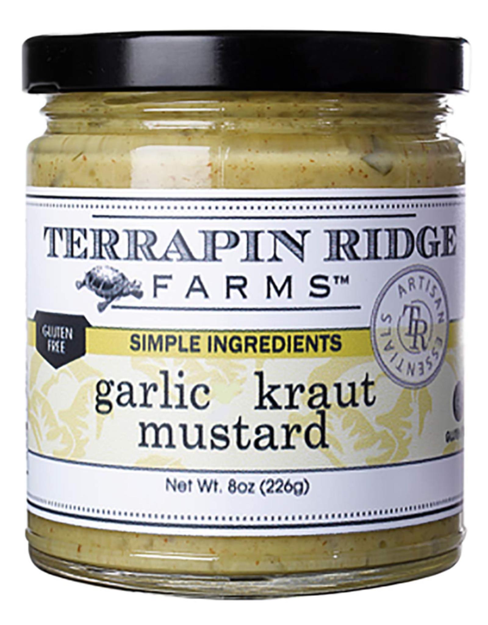 Terrapin Ridge Garlicky Kraut Mustard