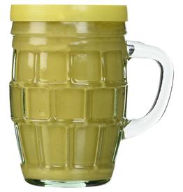 European Imports Mustard Beer Mug