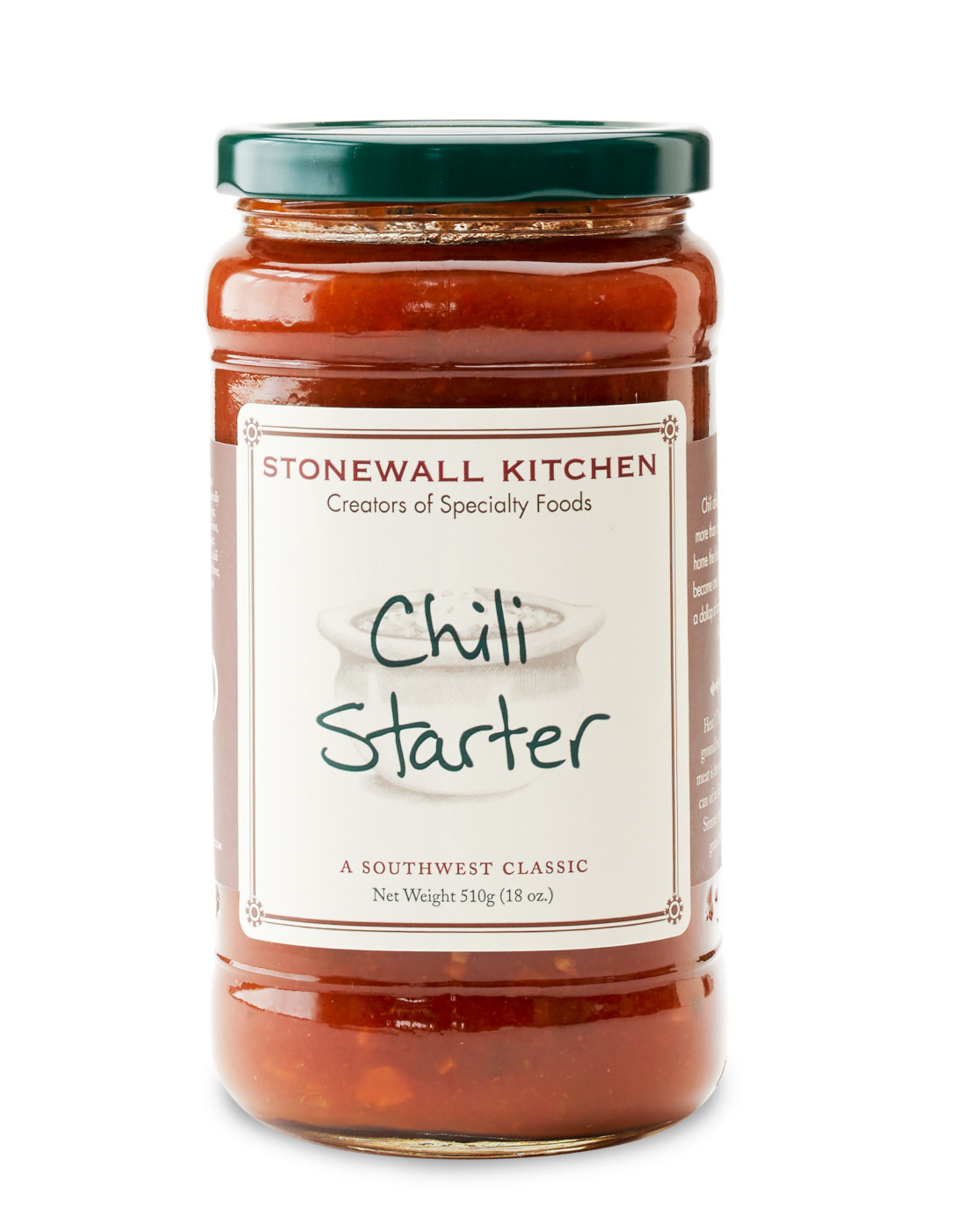 Stonewall Kitchen Chili Starter