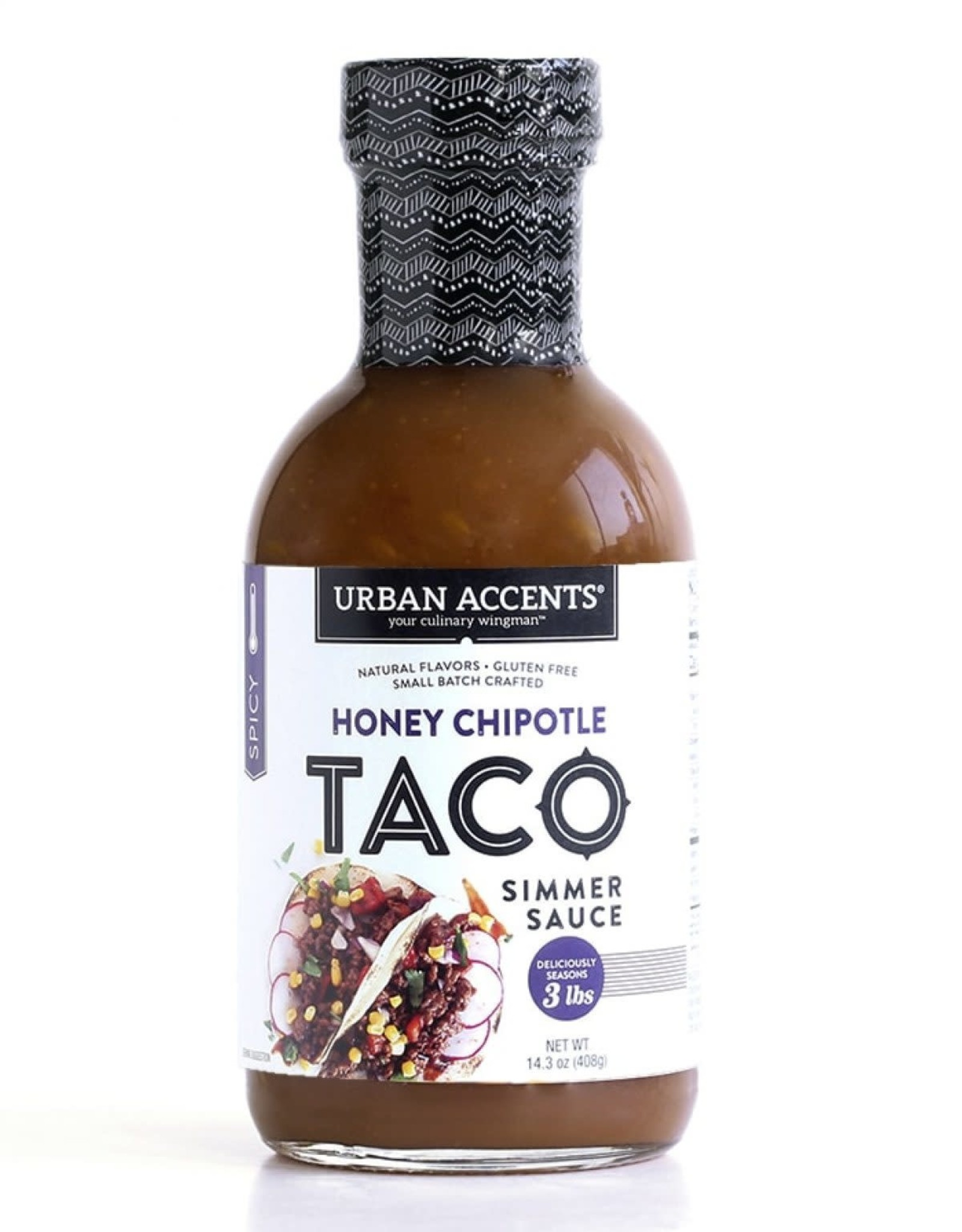 Urban Accents Honey Chipotle Taco Sauce