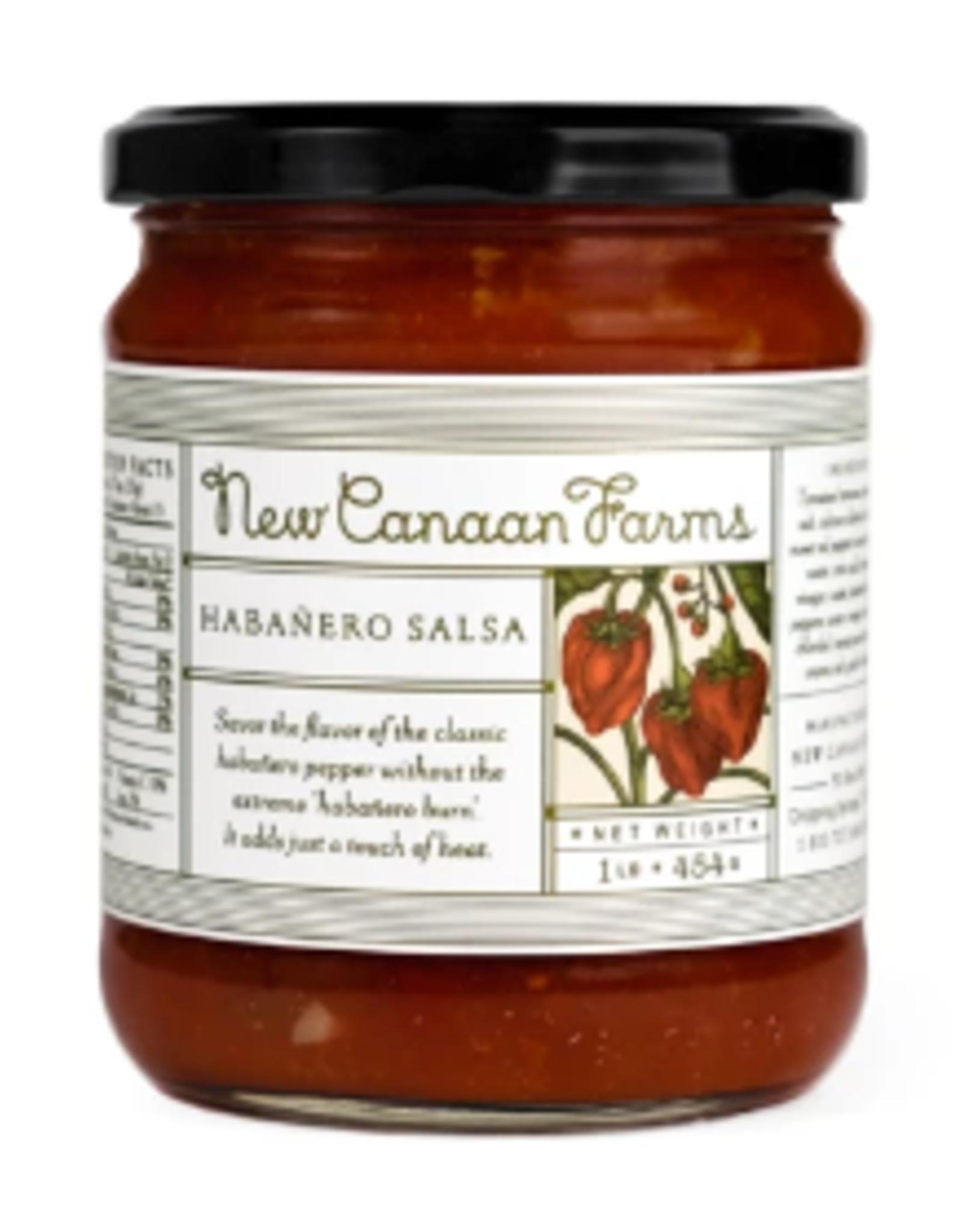 New Canaan Farms Habanero Salsa