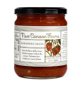 New Canaan Farms Habanero Salsa