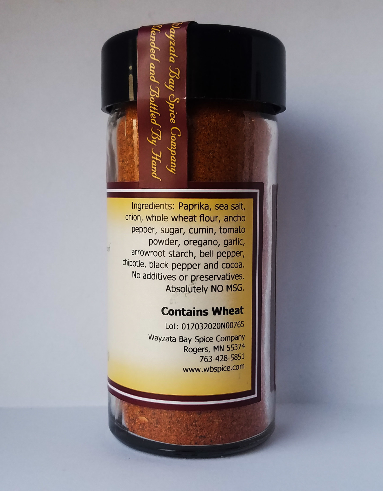 Wayzata Bay Spice Co. Taco Seasoning
