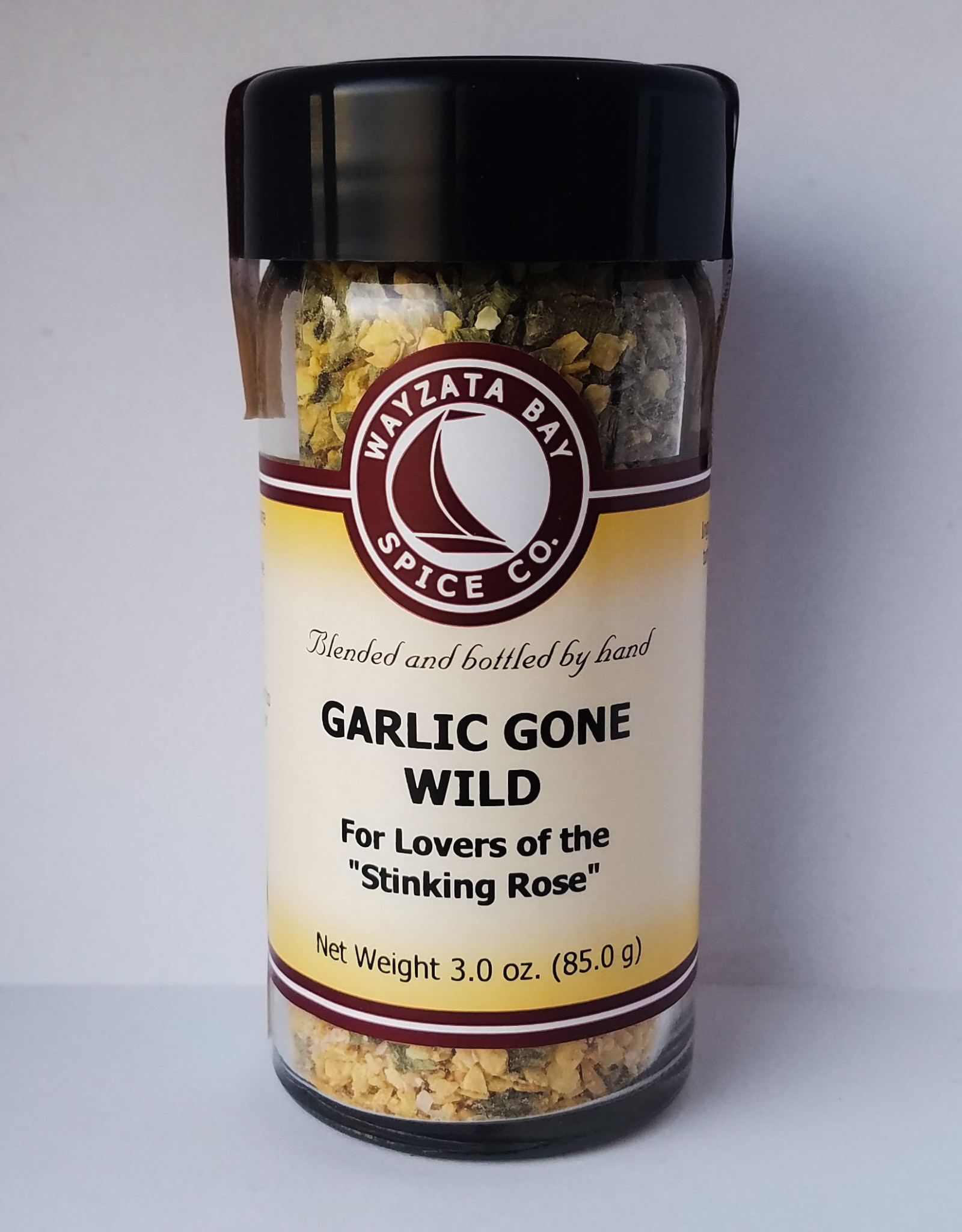 Wayzata Bay Spice Co. Garlic Gone Wild Seasoning