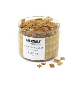 Falksalt Falksalt Crystal Flakes, Smoke