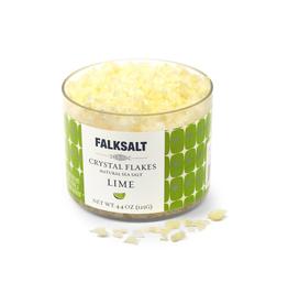 Falksalt Falksalt Crystal Flakes, Lime