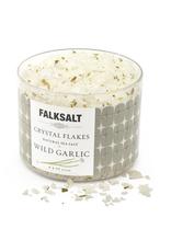 Falksalt Falksalt Crystal Flakes, Wild Garlic
