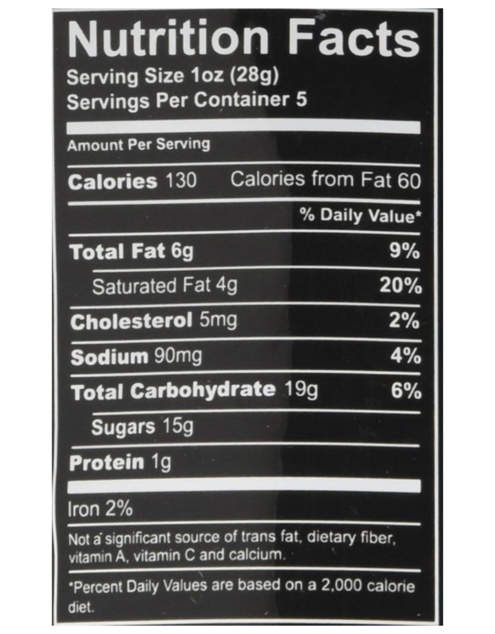 Funky Chunky Sea Salt Caramel Popcorn, Large Bag