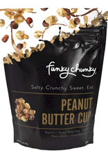 Funky Chunky Peanut Butter Cup Popcorn, Large Bag