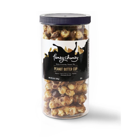 Funky Chunky Peanut Butter Cup Popcorn, Tall Canister