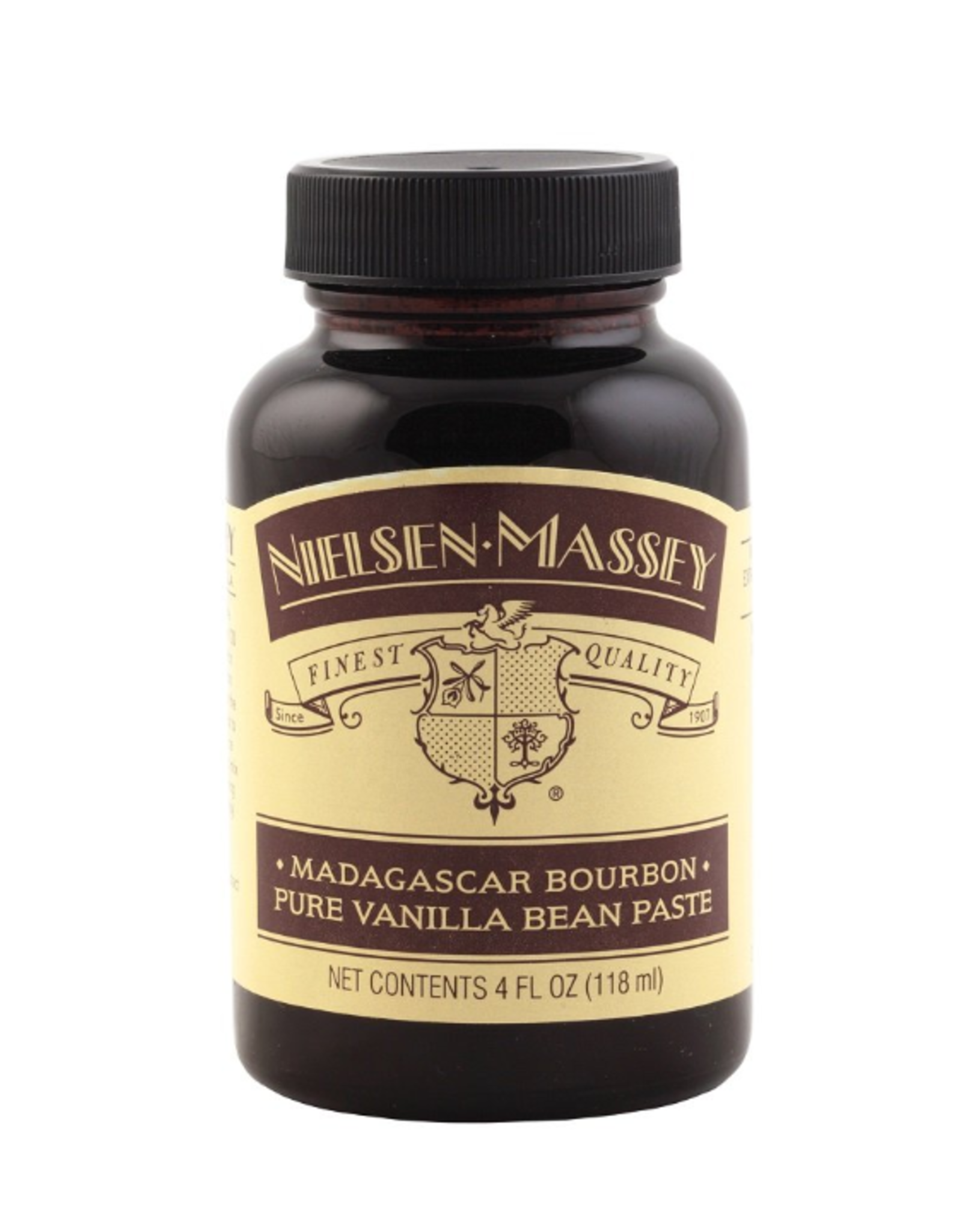 European Imports Madagascar Bourbon Pure Vanilla Bean Paste 4 oz
