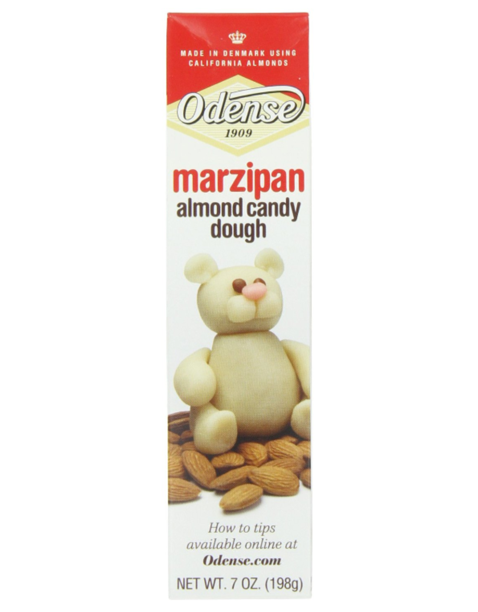 European Imports Odense Marzipan Roll