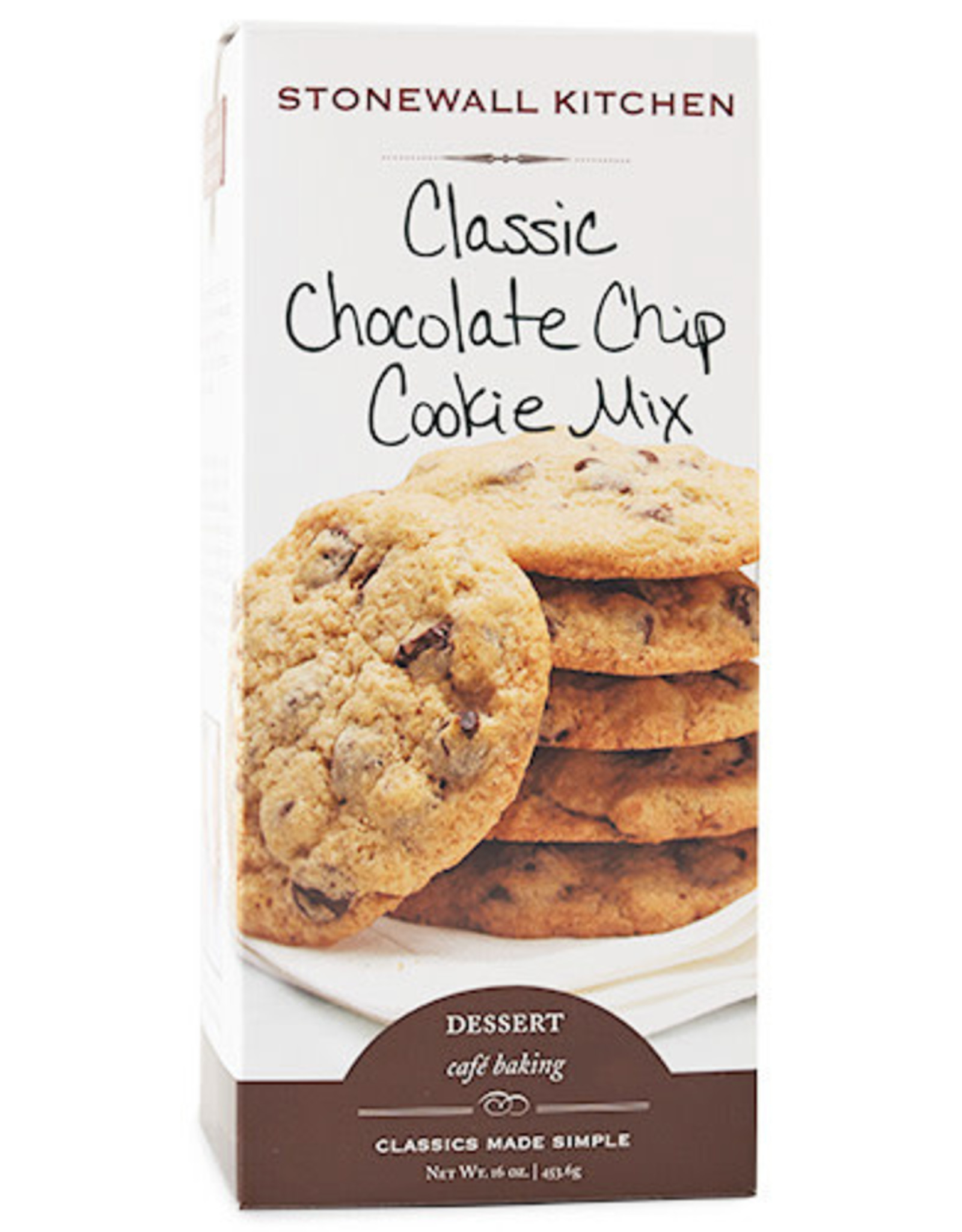 Stonewall Kitchen Chocolate Chip Cookie Mix