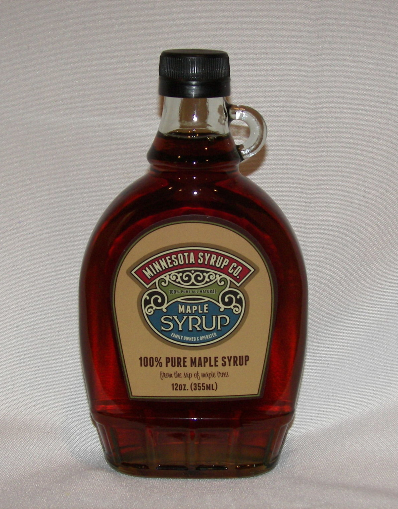 MN Syrup Co. MN Syrup Co. 12oz