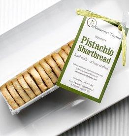 A Gourmet Thyme Too Pistachio Shortbread