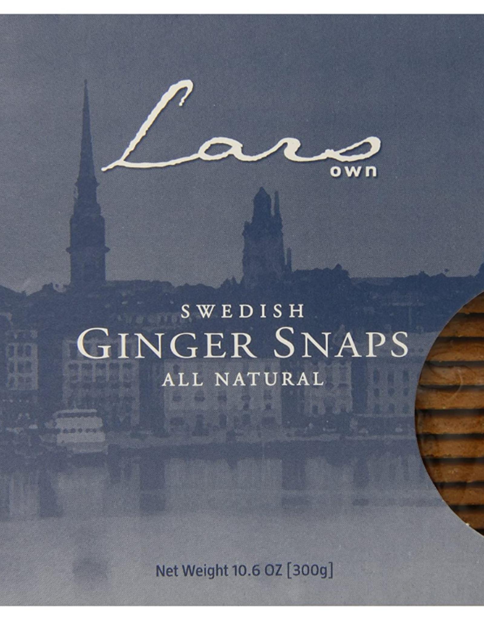 European Imports Lars' Own Ginger Snaps