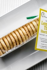 A Gourmet Thyme Too Lemon Thyme Shortbread
