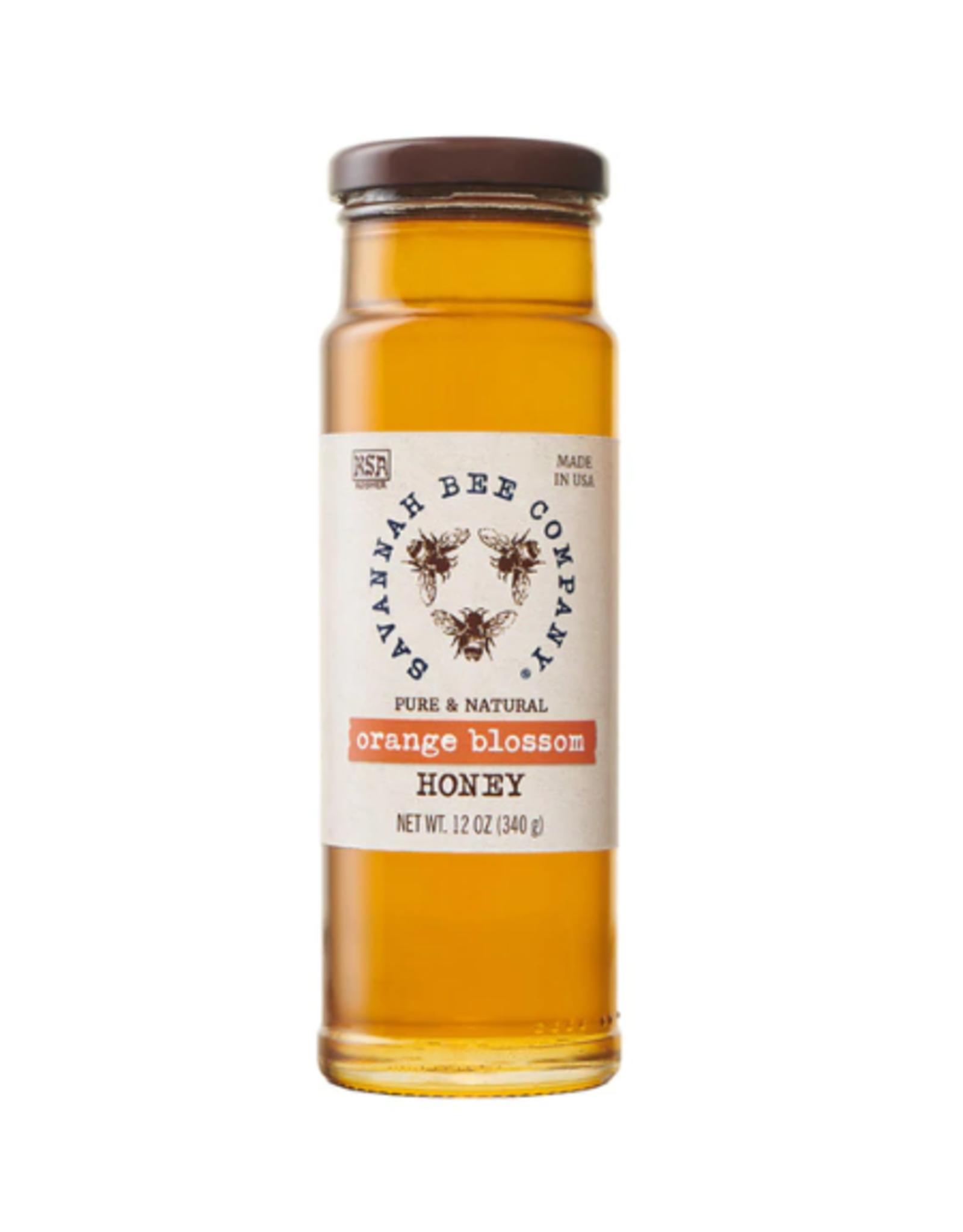 Savannah Bee Orange Blossom Honey 12oz