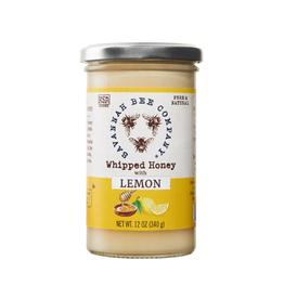 Savannah Bee Whipped Honey w/Lemon 12oz