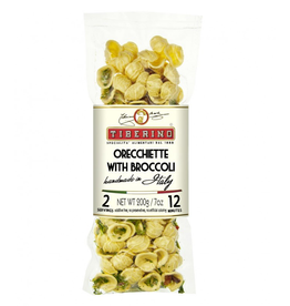 LVB Imports Tiberino, Orecchiette Pasta with Broccoli Rapini