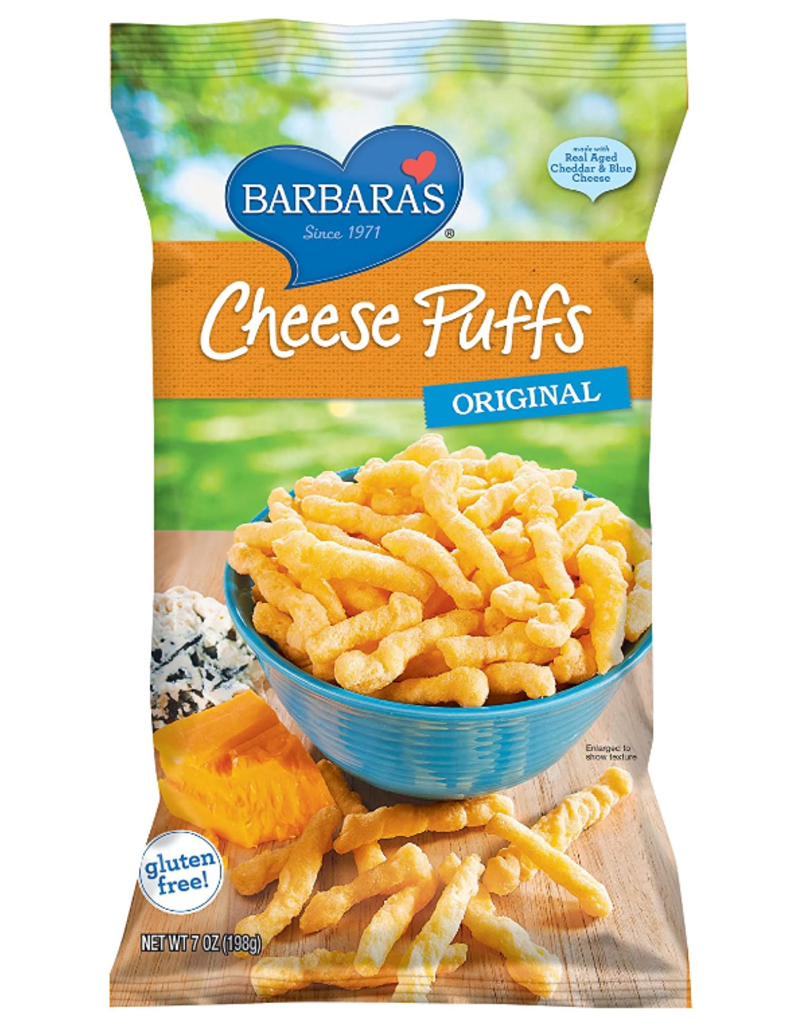 UNFI Barbara's Cheese Puffs, Original