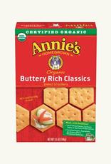UNFI Annie's Organic Buttery Rich Classic Crackers