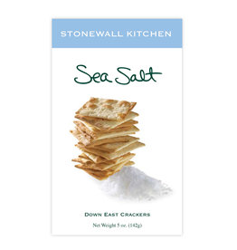 Stonewall Kitchen Sea Salt Crackers