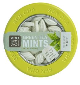 Sencha Naturals SENCHA Tin, Moroccan Mint
