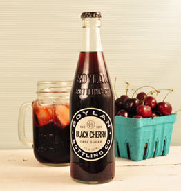 First Source Boylan Black Cherry Soda