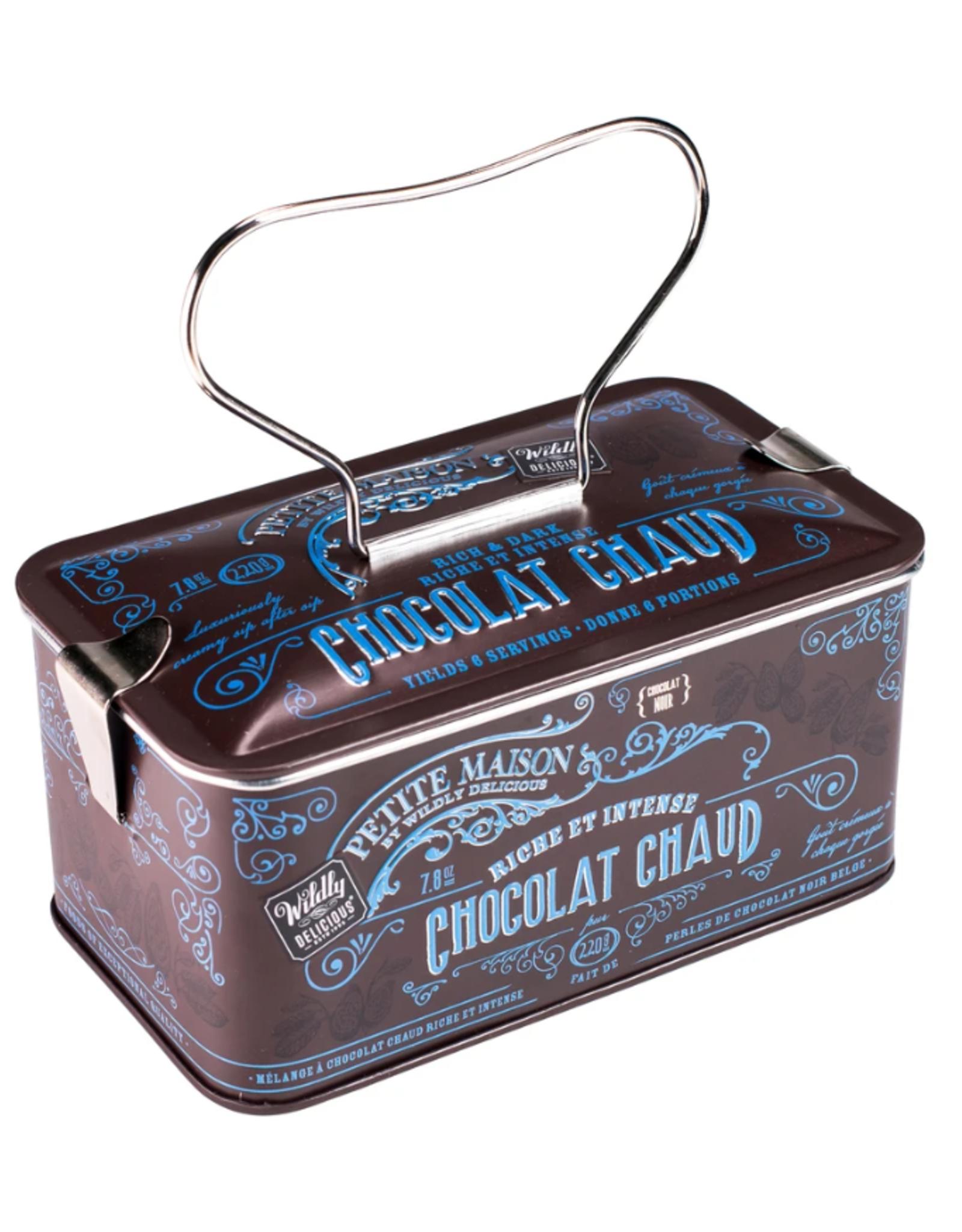 Wildly Delicious Rich And Dark Chocolat Chaud