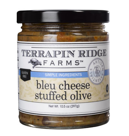 Terrapin Ridge Bleu Cheese Stuffed Olive Tapenade