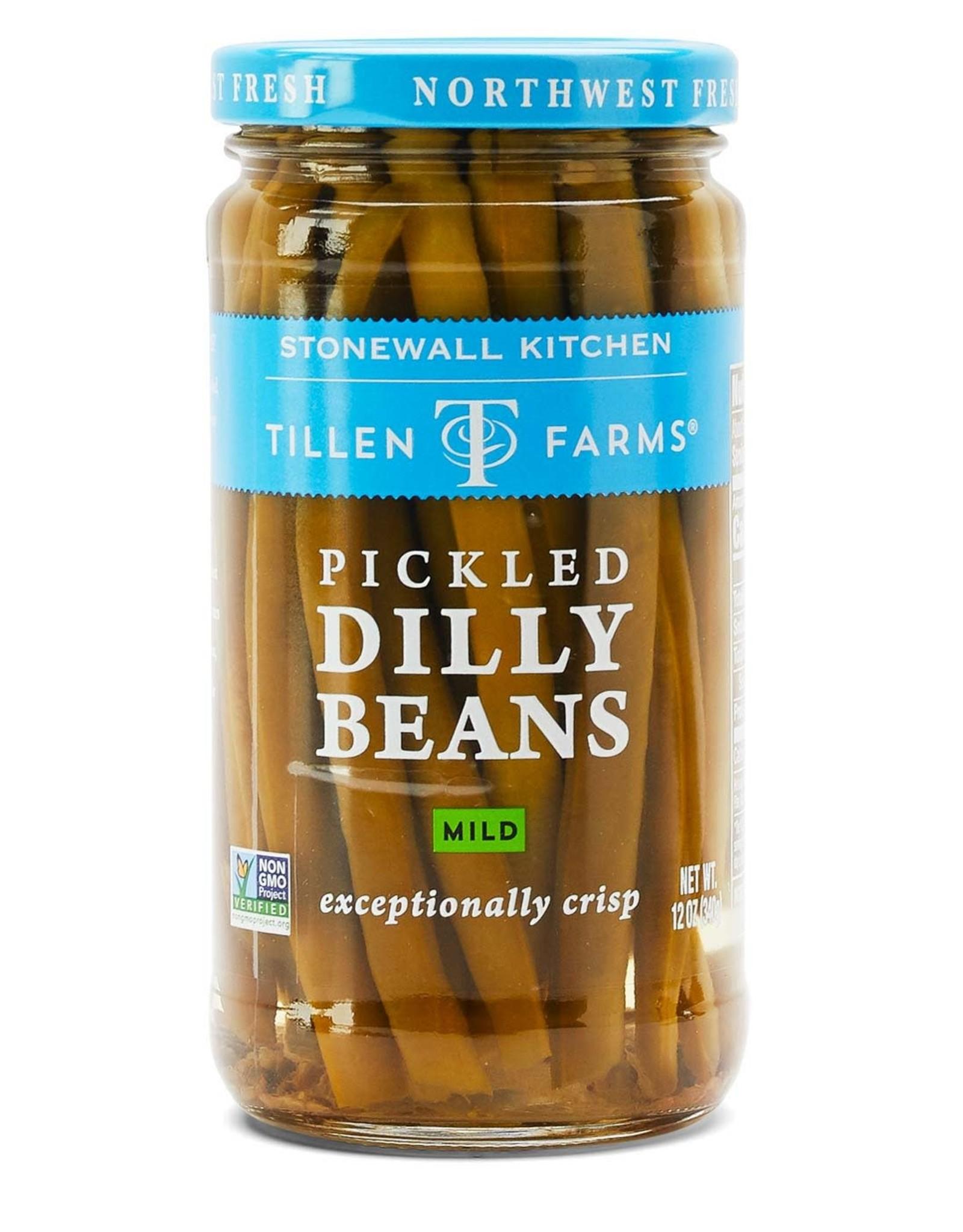 Stonewall Kitchen Tillen Farms Green Beans, Mild