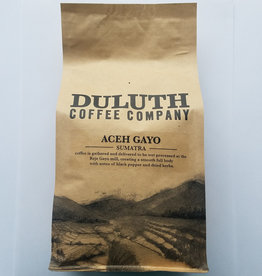 Duluth Coffee Company Sumatra, Aceh Gayo, 1 lb whole bean