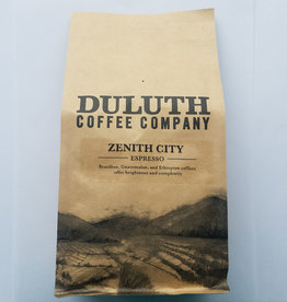 Duluth Coffee Company Zenith City Espresso, 1 lb w/b