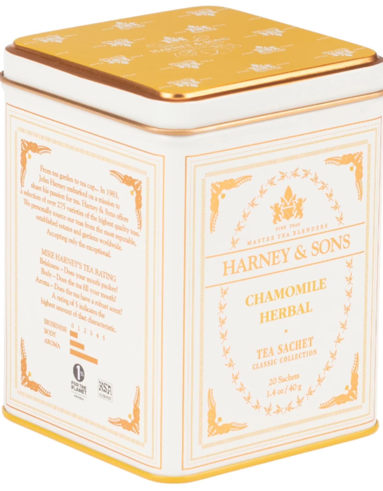 Harney & Sons Chamomile Herbal Tea, Tin