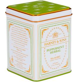 Harney & Sons Peppermint Herbal Tea, Tin
