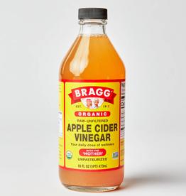 UNFI Bragg Apple Cider Vinegar, 16oz