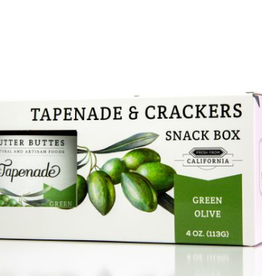Sutter Buttes Green Olive Tapenade Grab & Go