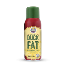 Cornhusker Kitchen Duck Fat Cooking Oil Spray, 7oz