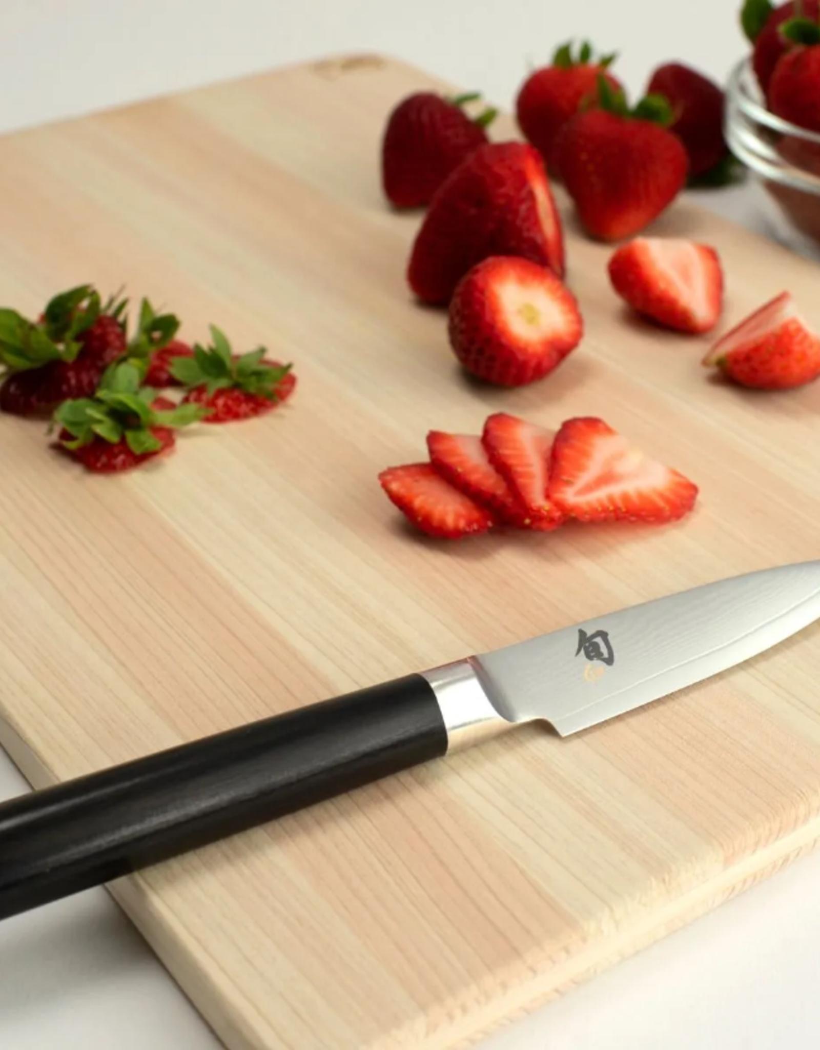 """Shun Shun Classic Paring Knife, 3.5"""""""