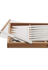 Zwilling Porterhouse Steel Steak Knife Set/8