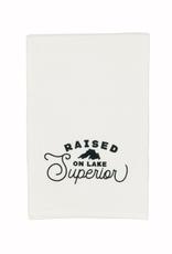 Gitch Gear Lake Superior Tea Towel, Raised