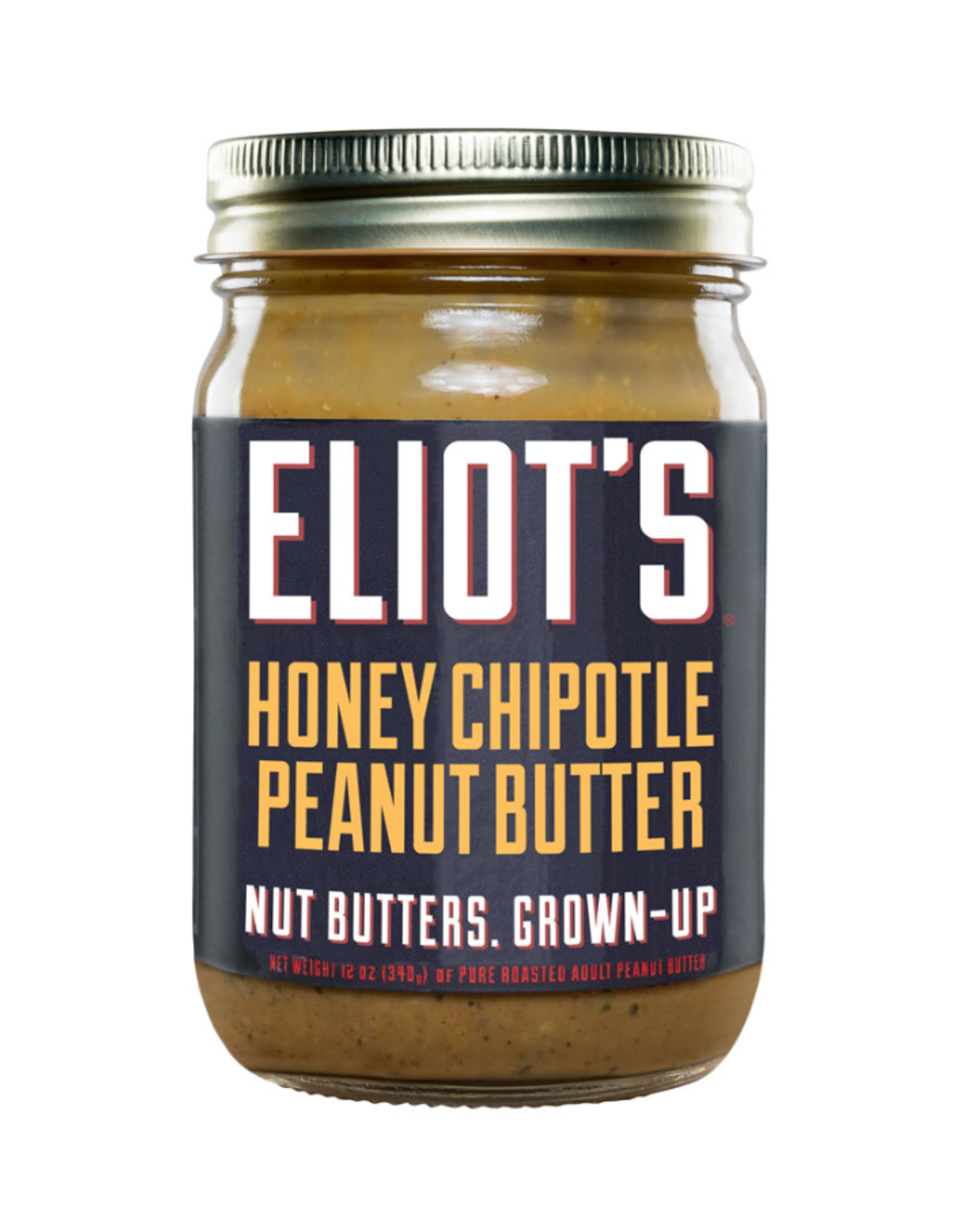 Eliot's Nut Butters Honey Chipotle Peanut Butter