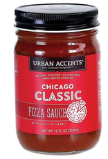 Urban Accents Pizza Sauce, Chicago Style