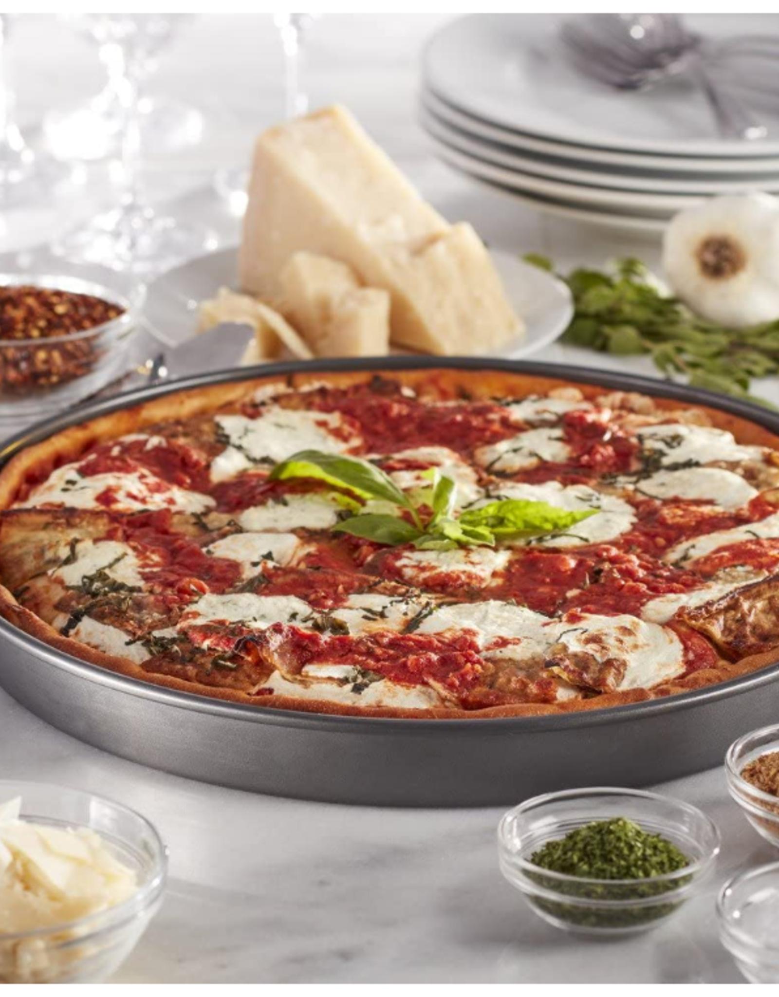 Lifetime Brands Deep Dish Pizza Pan