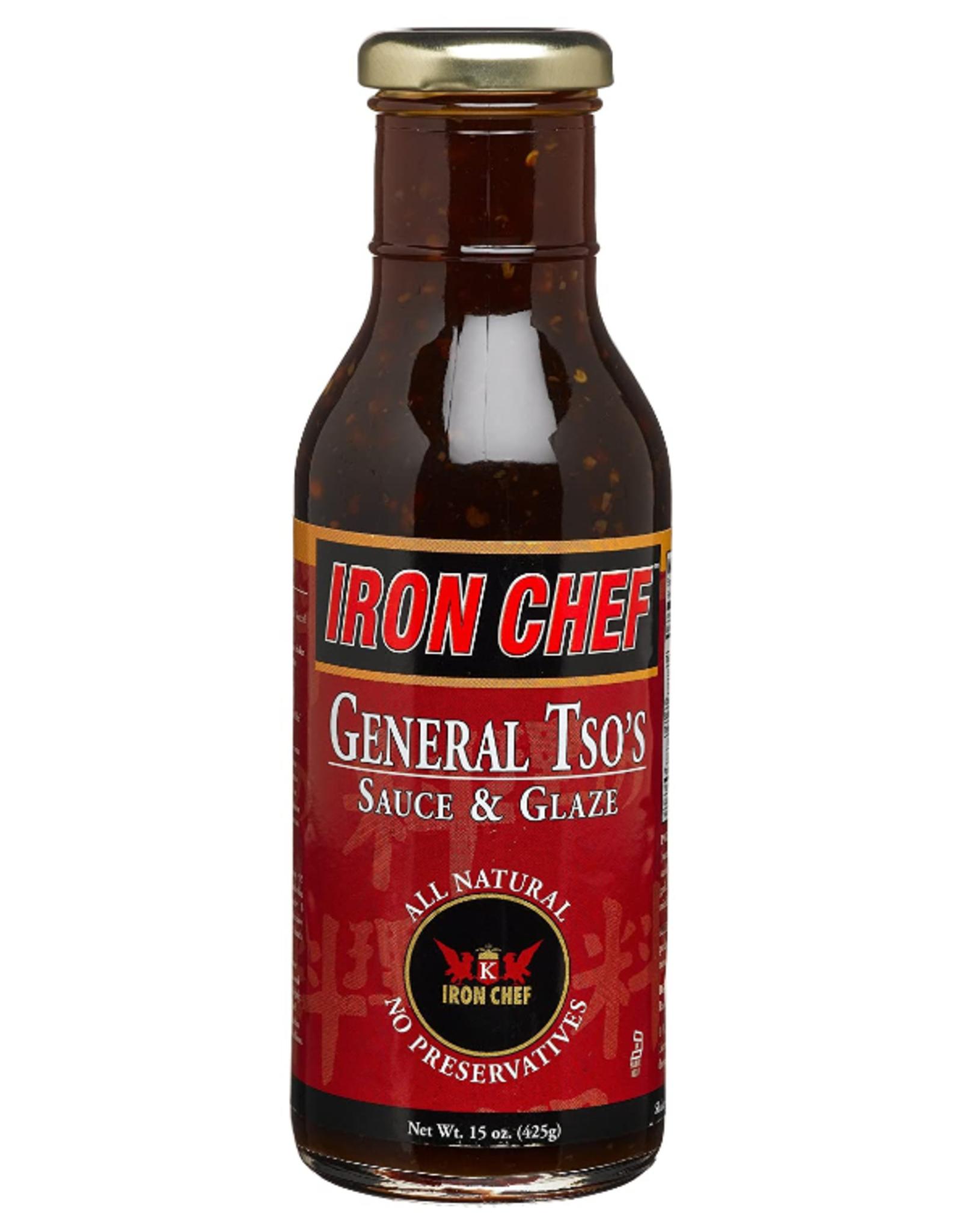 UNFI Iron Chef Sauces, General Tso