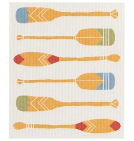 Now Designs Swedish Dishcloth, Lake Life