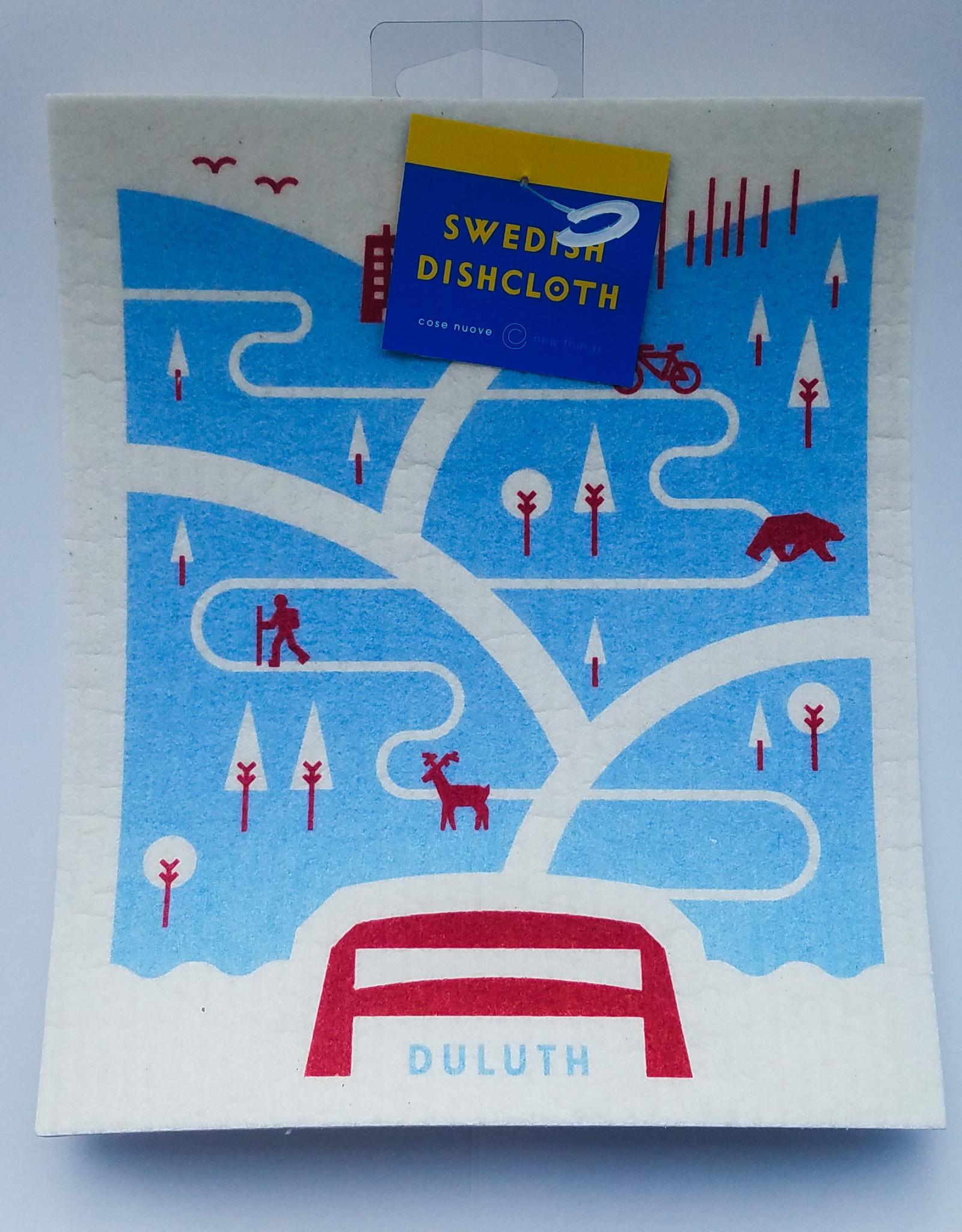 Cose Nuove Swedish Dishcloth, DULUTH
