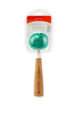 Full Circle Crystal Clear Glass Cleaner Brush